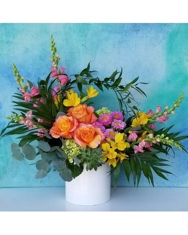 Dallas florist dallas petals flower shop 214 306 9797 wonderland flower arrangement mightylinksfo