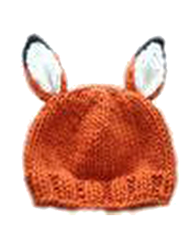 The Blueberry Hill - Fox Beanie - Gifts