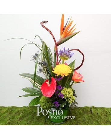 One of a Kind Flower Arrangement