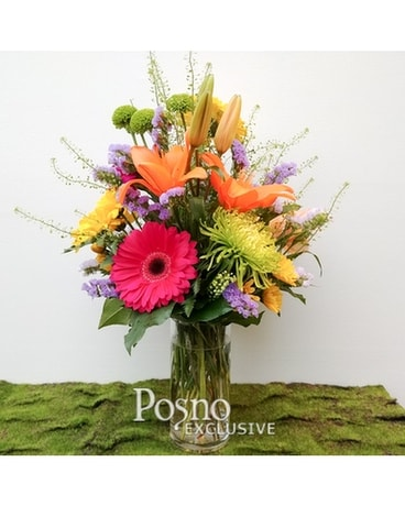 Intensify Flower Arrangement