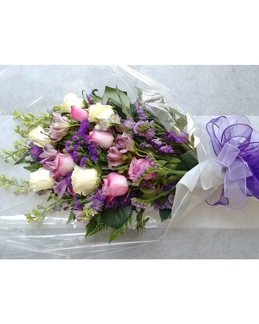 Western University Bouquet Flower Arrangement