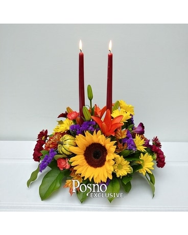 Giving Thanks Flower Arrangement