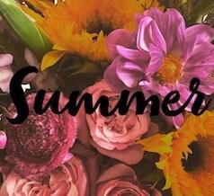 Summer Fresh Flowers