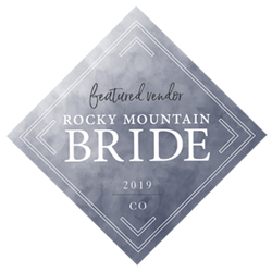 Rocky Mountain Bride Featured Vendor 2019