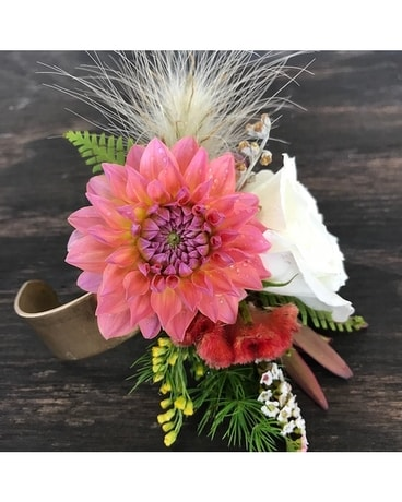 Canyon Dusk Flower Arrangement