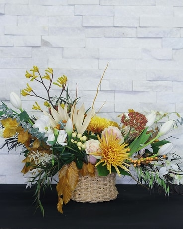 Wayward Flower Arrangement