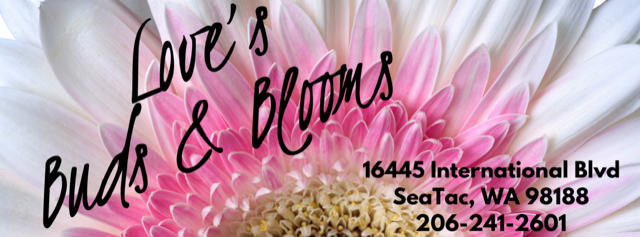 Flower Delivery to SeaTac by Loves Buds & Blooms