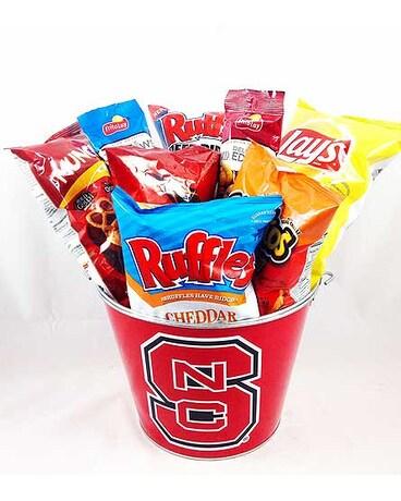 Go Pack Snack Bucket