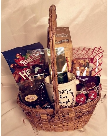 Coffee Basket Custom product