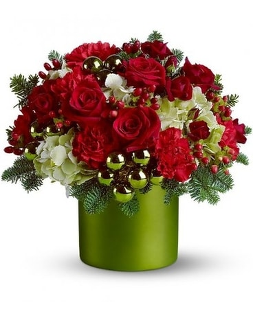 holiday in style Flower Arrangement