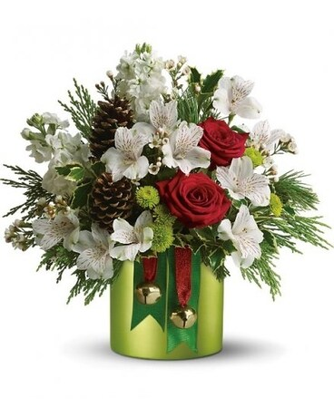 Jolly jingle Flower Arrangement