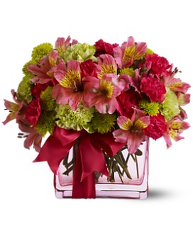 Teleflora's Cheers To You Flower Arrangement