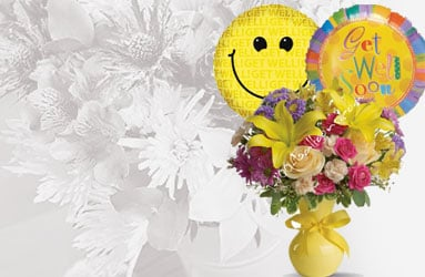 Get Well Bouquets!