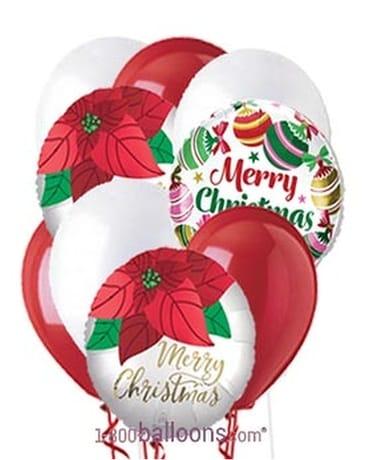 Traditional Christmas 1 800 Balloons
