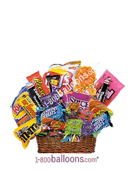Junk Food Basket