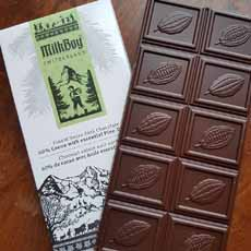 Swiss Chocolate Bars