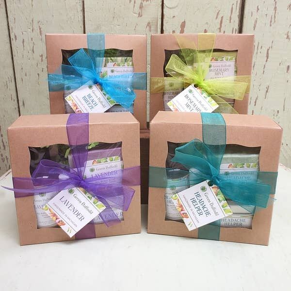 Green Daffodil Spa Gift Sets