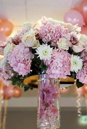 Events floral arrangements in Princeton