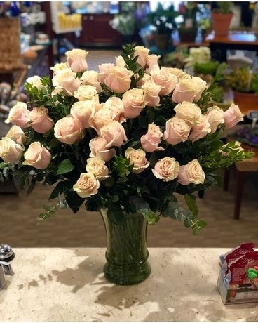 75 rose choice of colors in princeton nj monday morning flower 75 rose choice of colors flower arrangement mightylinksfo