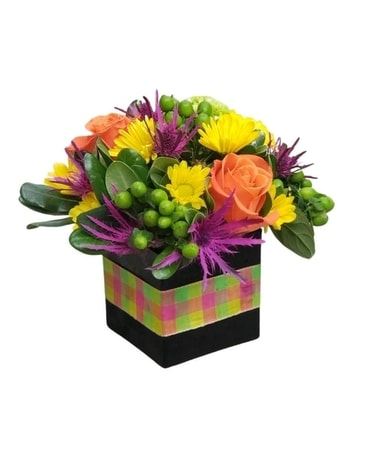 Be Bold Flower Arrangement