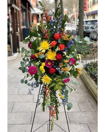 Classic Reminder Flower Arrangement