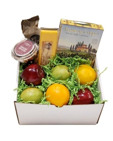 Nightingale Gourmet Gift Basket