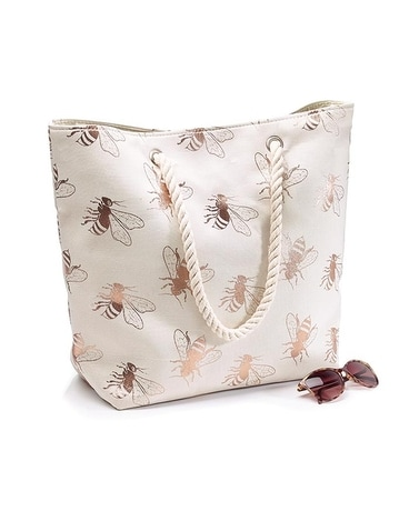 Bee Canvas Tote Bag Gifts