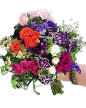 Meadow Wildflower Bouqs Flower Arrangement