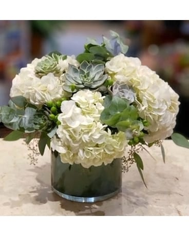 Secret Garden Flower Arrangement