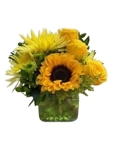 Sunbeam Flower Arrangement