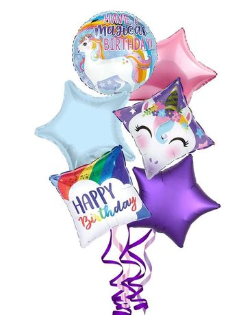 Magical Birthday Balloons Gifts