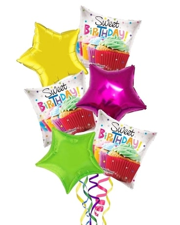 Sweet Birthday Balloons Gifts
