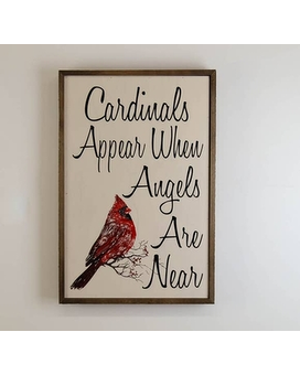 When Cardinals Appear Gifts