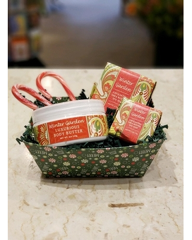 Winter Gardens Lotion and Soap Set Gifts
