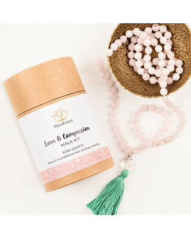 Love & Compassion Mala Kit Gifts