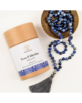 Focus & Intention Mala Kit Gifts