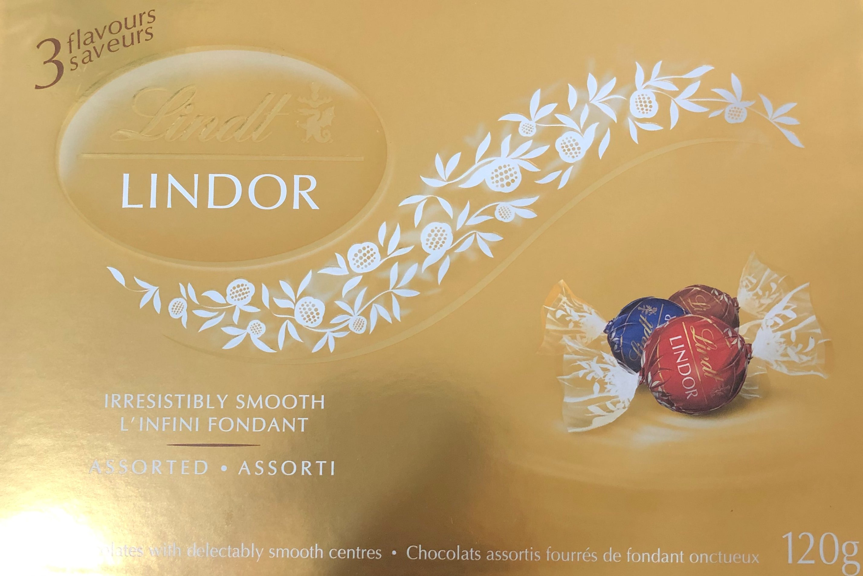 Lindor Assorted Chocolate