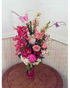 Elegant Beauty Flower Arrangement