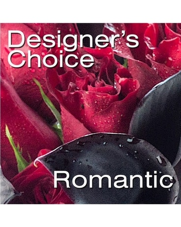 Designer's Choice-Romance/Valentine's Day Flower Arrangement
