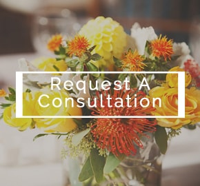 Request A Wedding Flower Consultation with Your Wedding Florist Boulder