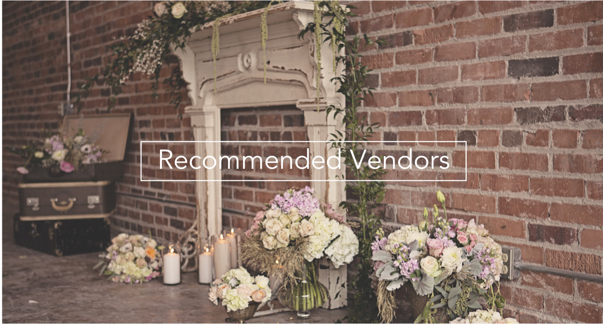Wedding Vendors Recommended by Boulder Blooms; a Leading Colorado Wedding Florist