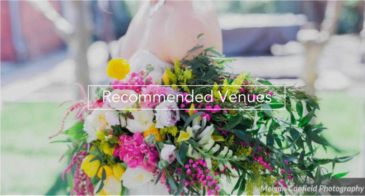 Recommended Colorado Wedding Venues By Boulder Blooms