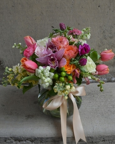 Soft Romance Flower Arrangement