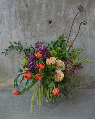 Garden Goddess Flower Arrangement