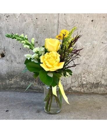 251 & KAT BUD VASE in Boulder CO - Boulder Blooms