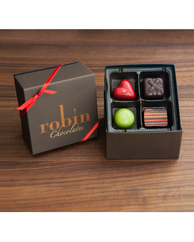 Robin Chocolates 4-piece Collection