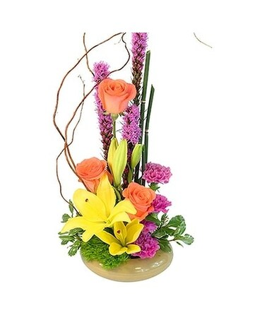 Spring Zen by Lovebird Flowers Custom product