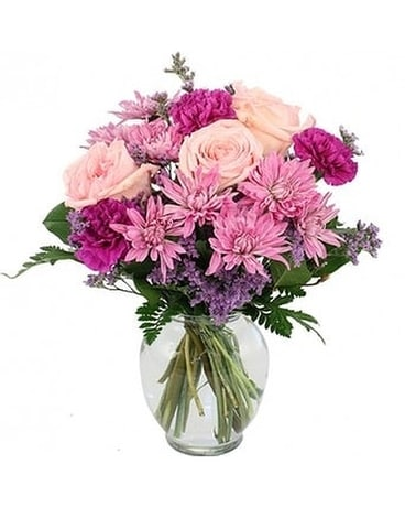 Absolute Blooms by Lovebird Blooms Flower Arrangement