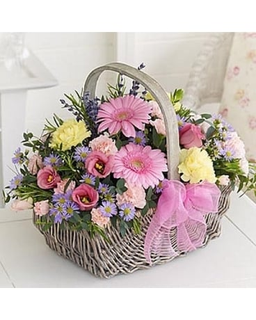 Pastel Chic by Lovebird Flowers Flower Arrangement