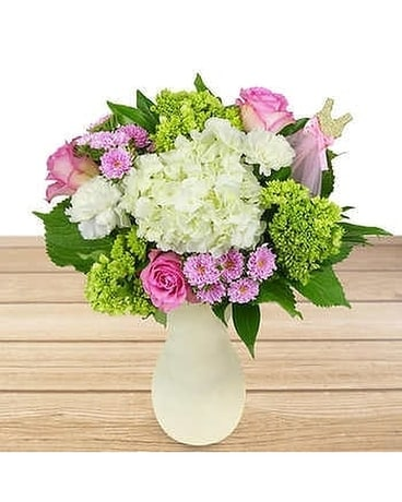 Tender Buds by Lovebird Flowers Flower Arrangement